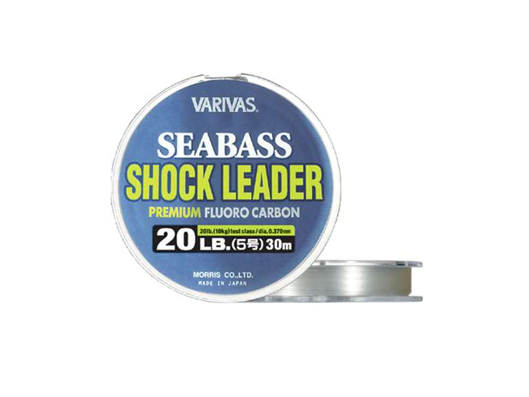 VARIVAS SEA BASS Fluorocarbon shock leader