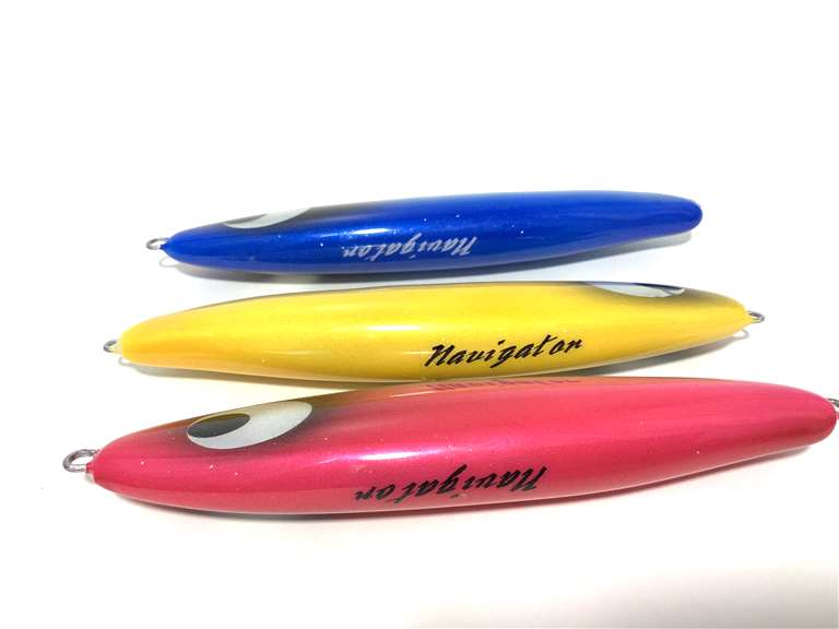 RAINBOW RUNNER NAV